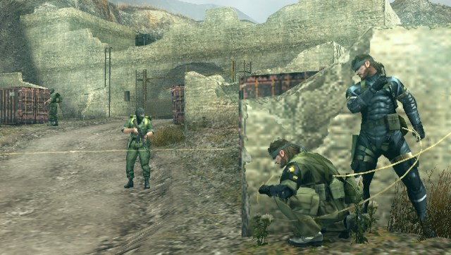Image result for Metal Gear Solid Peace Walker psp