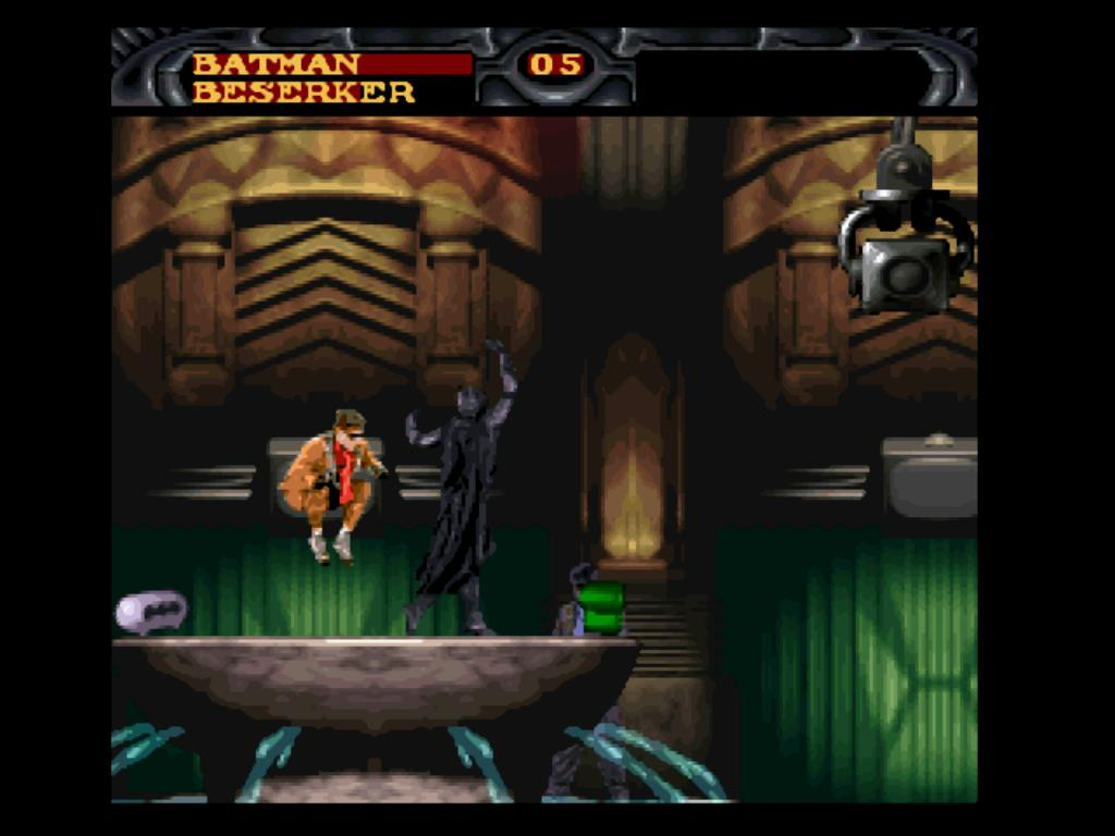 hight resolution of batman forever japan rom