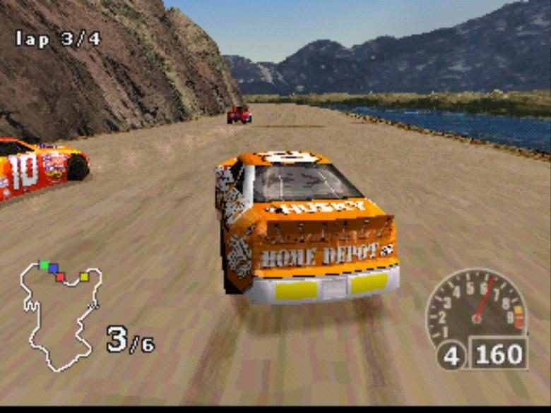 NASCAR Rumble [NTSC-U] ISO