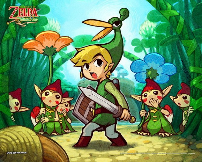 Image result for The Minish Cap