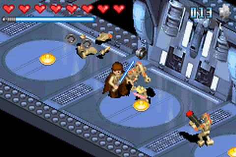 lego star wars the video game gba rom | Amatgame co
