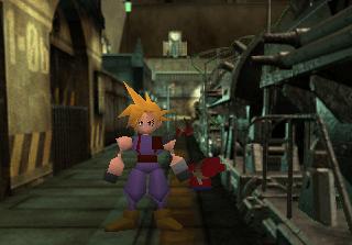 Final Fantasy VII E Disc 1 ISO