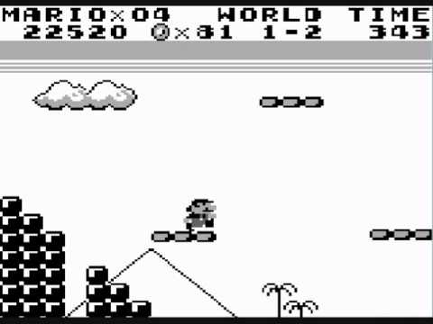 Super Mario Land (World) ROM