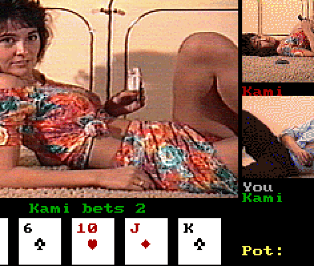 Screenshot Thumbnail Media File 2 For Strip Poker Iii 1994artworx