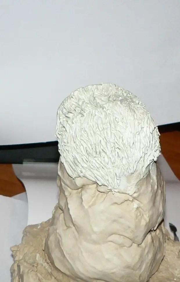 É assim que o polímero pynes de argila é desenhado