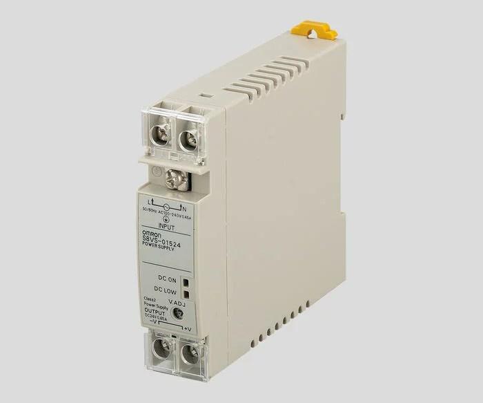 【楽天市場】オムロン オムロン ユニット電源 S8VS-01524 標準タイプ 入力AC100-240V 15W 24V0.65A出力 | 価格比較 ...