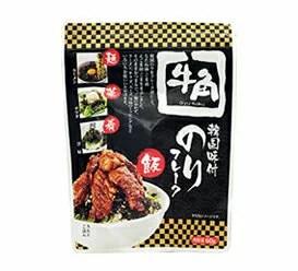 フードレーベル 牛角韓国味付のりフレーク 60g