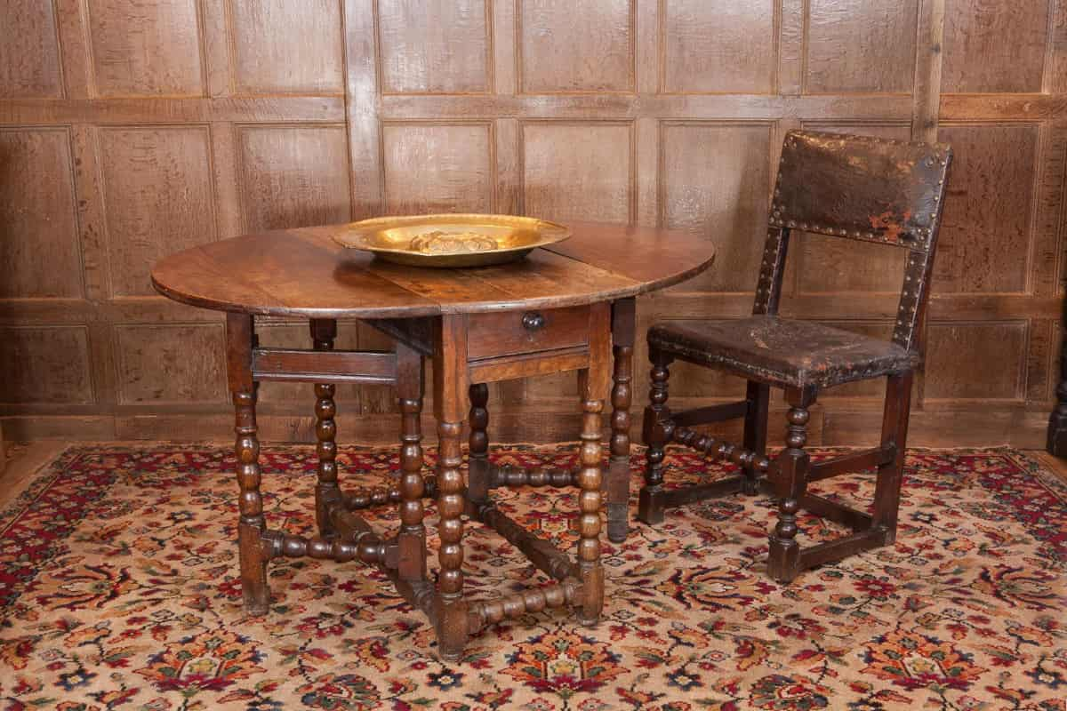 Inneneinrichtung im Stil der Commonwealth Coastal Chippendale - Marhamchurch Antiques