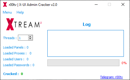 Xtream UI Cracker v2.0 is OUT Now
