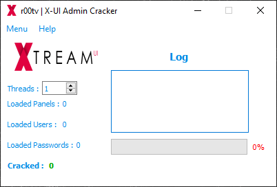 Xtream UI Cracker RELEASED !