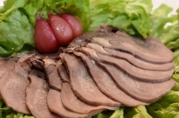 How to cook beef tongue at home