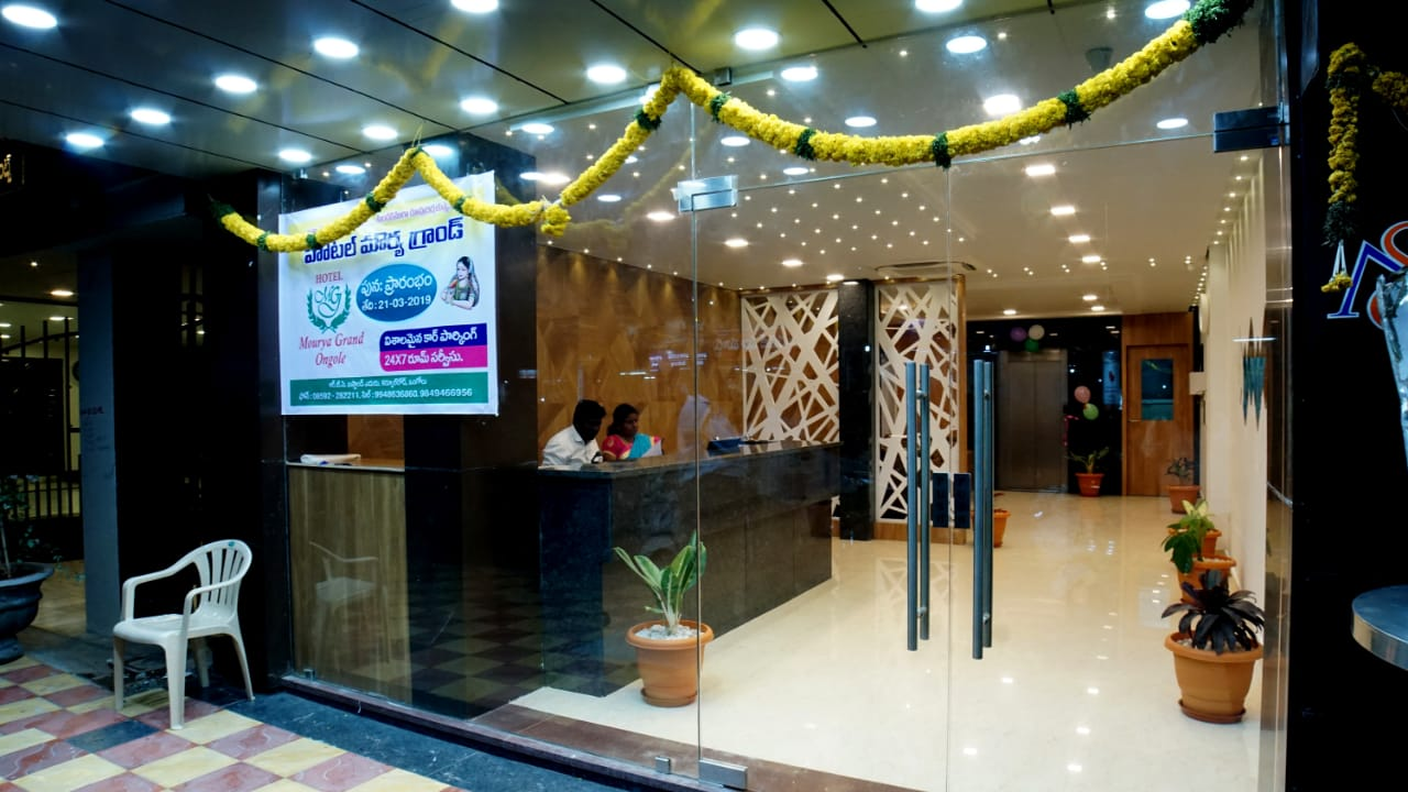 Hotel Mourya Grand Ongole Inr 627 Off 2 2 0 0 Hotel