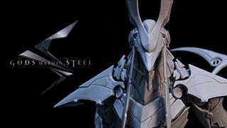 Gods within Steel_Undead Trial-Anubis-