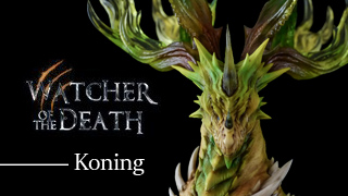 Watcher of the Death-Koning-painting version