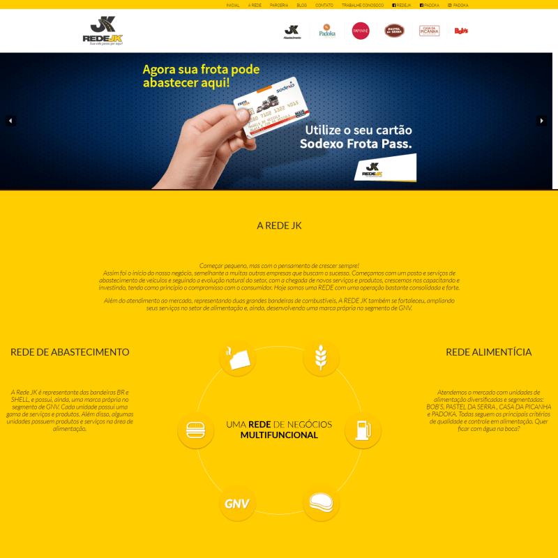 Site Rede JK