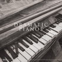 FL100 Cinetools: Dramatic Pianos WAV MIDI