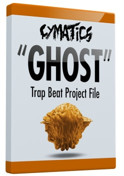 Cymatics Ghost Trap Beat Project File For Ableton,FL Studio,Logic