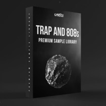Cymatics Trap and 808s Premium Sample Library WAV