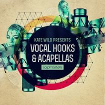 Kate Wild Vocal Hooks & Acapellas Vol.1-3 MULTIFORMAT
