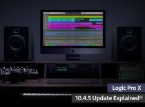Groove3 Logic Pro X 10.4.5 Update Explained TUTORIAL