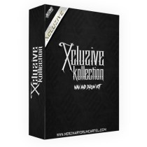 MerzinaryDrumCartel Xcluzive Kollection WAV MiDi GrossBeat Bank