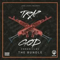 King Loops Trap God Chronicles Bundle WAV MIDI