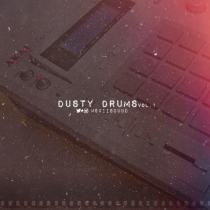 MSXII Audio Presents Dusty Drums 1-3 WAV