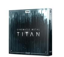 Boom Library Cinematic Metal - Titan Designed WAV