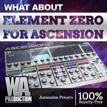 Element Zero Expansion For Ascension