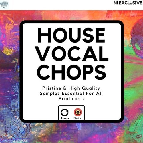 Diamond Sounds House Vocal Chops WAV