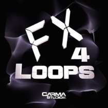 Carma Studio FX Loops Vol.4 WAV