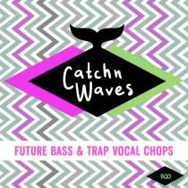 HQO CATCHN WAVES (FUTURE BASS & TRAP VOCAL CHOPS) WAV