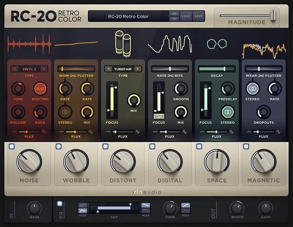 XLN Audio RC-20 Retro Color v1.0.5 WIN OSX-R2R
