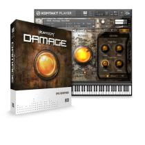 NI Damage v1.5 Kontakt Library