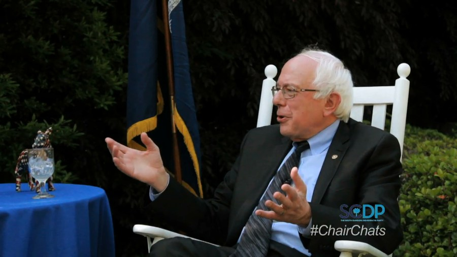 R2Rpro, r2r, reel2real productions, chair chats, bernie sanders, democratic party, democrat, jaime harrison, marketing, documentary, video production