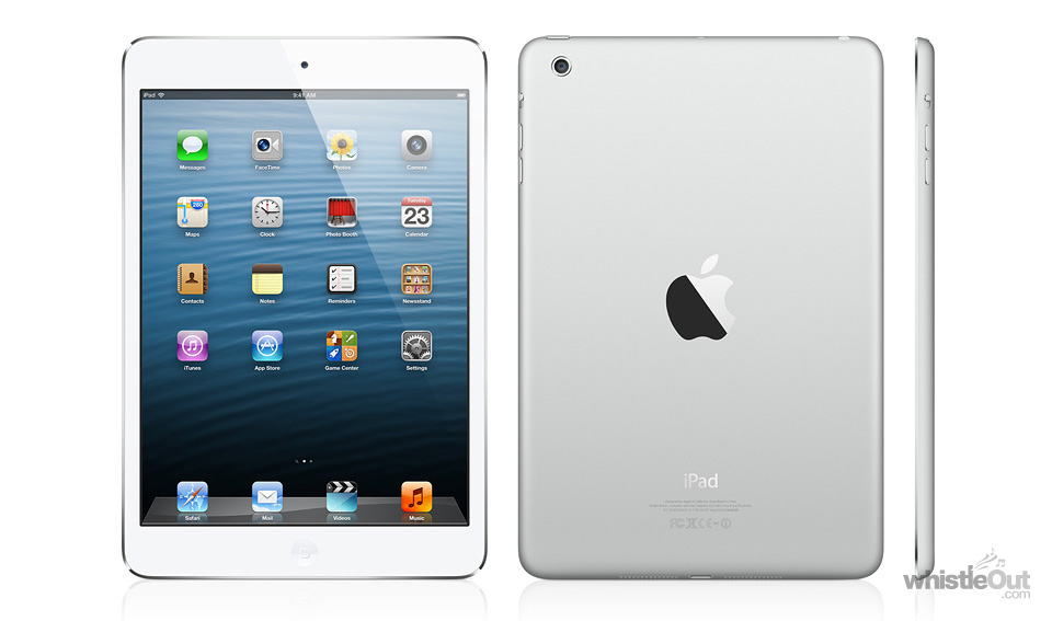 Apple iPad Mini 64GB Plans - WhistleOut