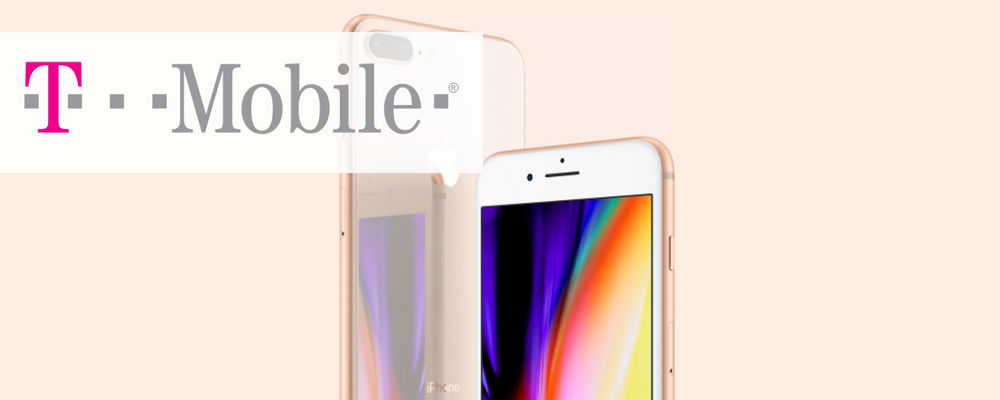 T-Mobile iPhone 8 and 8 Plus Prices. Plans and Deals   WhistleOut