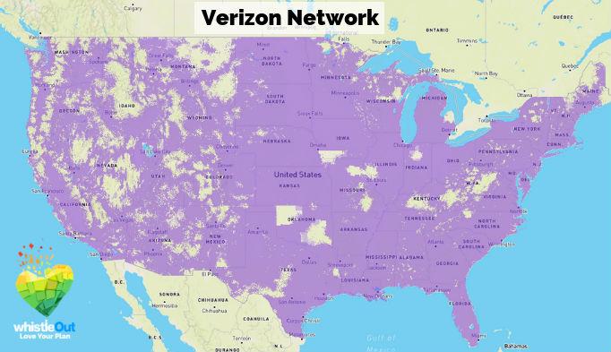 Coverage Cricket Map Antigo Wireless Wisconsin Area