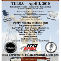 Larry Pratt, Nathan Dahm speak in Tulsa April 2nd!