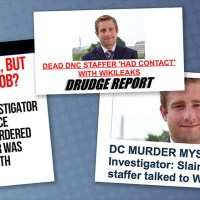 "SETH RICH Family Investigator ROB WHEELER Told By DC POLICE ""Stand Down""..."