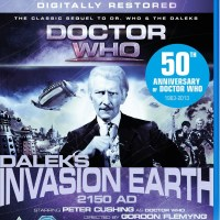 Dalek Invasion of Earth 2150 AD (Blu Ray) reviewed