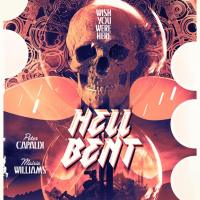 Stuart Manning poster for Hell Bent