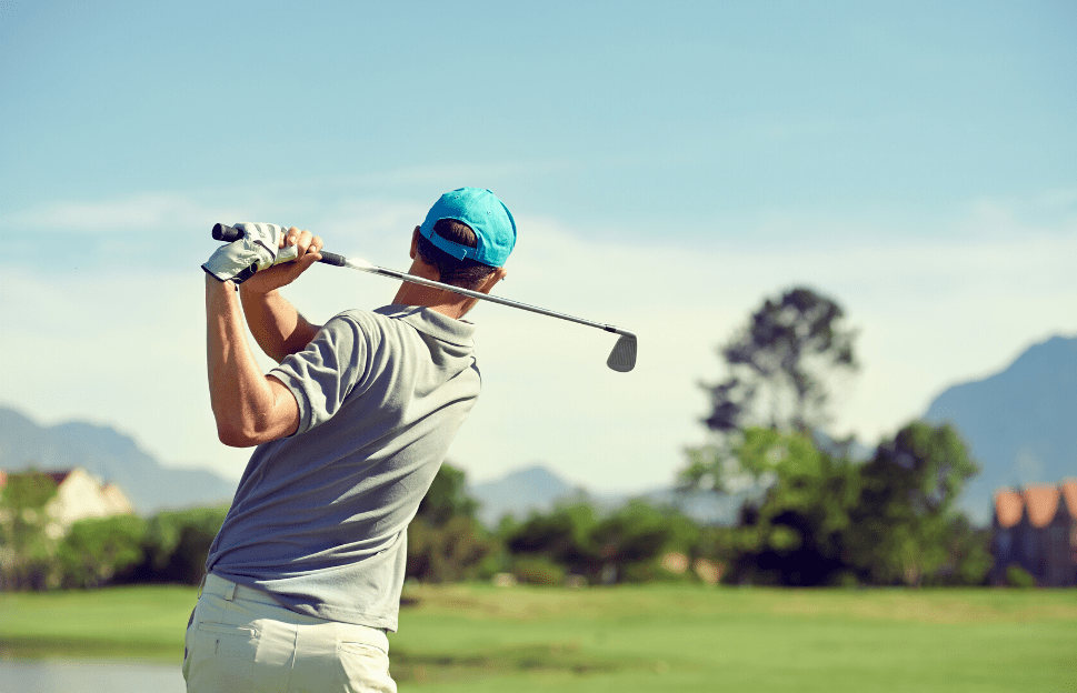 Kansas City man golfing after stem cell therapy