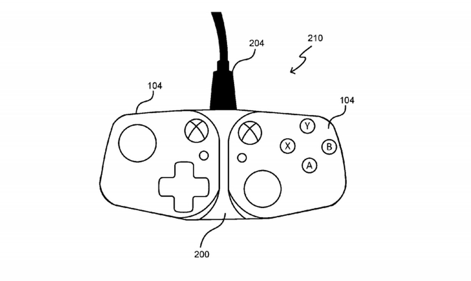 Microsoft Is Trying To Patent New Controllers For Mobile