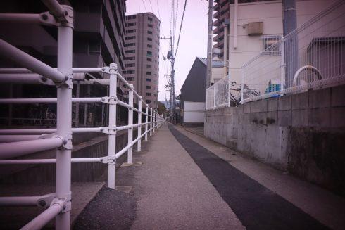 東広島 西条 路地