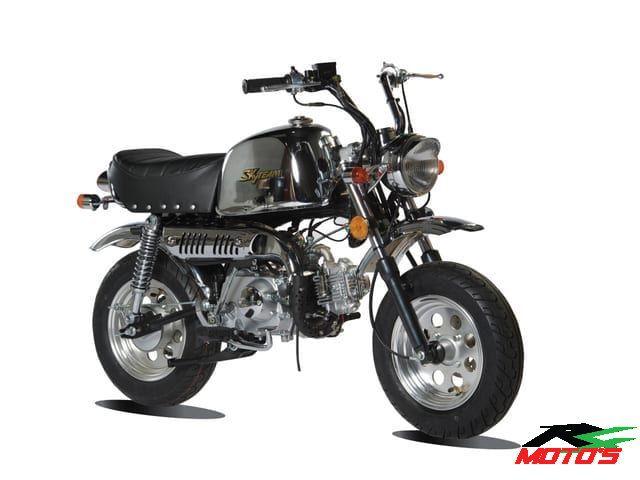 Skybongo chroom r4 moto's Destelbergen Gent Ooost Vlaanderen