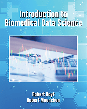 Biomedical Data Science Textbook Available
