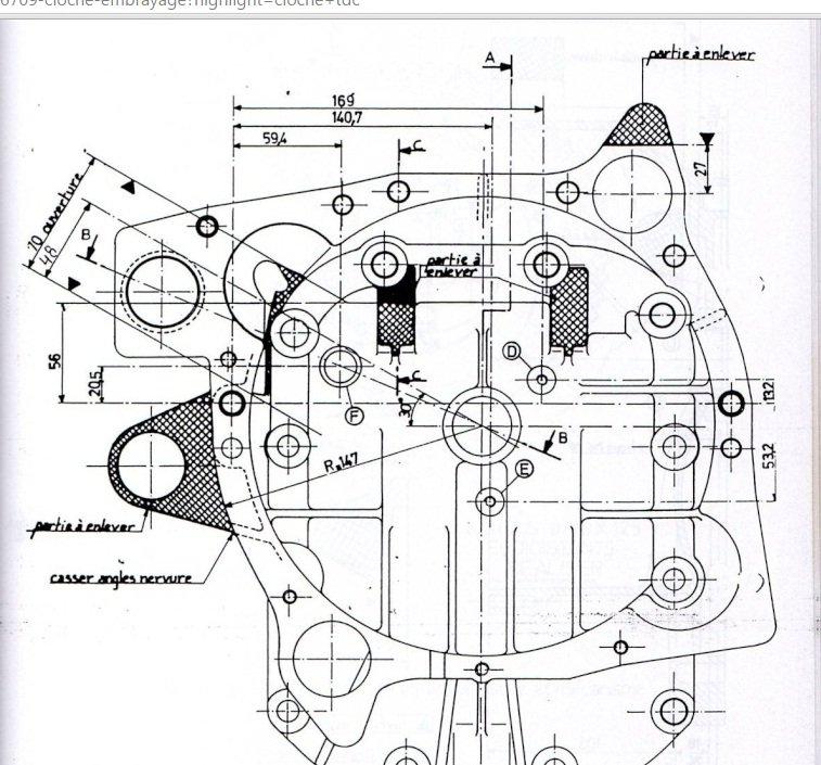 Dossier boite de vitesses · Renault 5 turbo, Cévennes