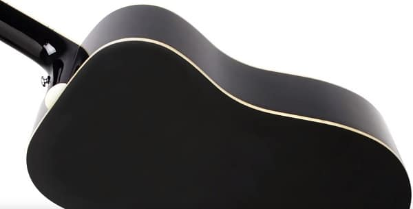 Epiphone DR-100 - Body