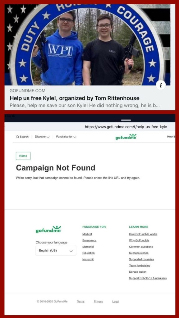 New Evidence Shows GoFundMe